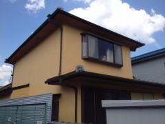 富田林市外壁塗装 施工後写真1