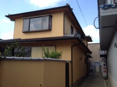 富田林市外壁塗装 施工後写真2