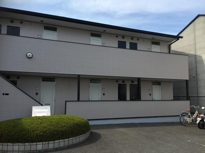 東大阪市 ハイツ屋根&外壁塗装