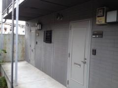 富田林市ハイツ外壁 施工前2