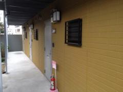 富田林市ハイツ外壁 施工後3